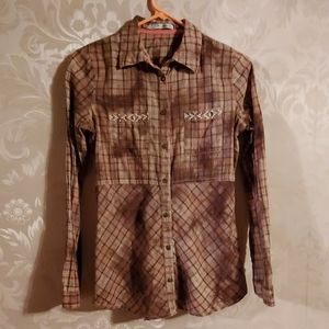 Maurice's Ladies Button Down Top